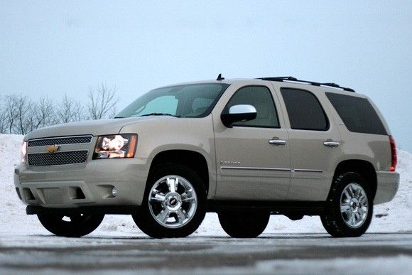 Review 2009 Chevy Tahoe Ltz 6 2l 4x4 Chevy Tahoe Ltz Chevrolet