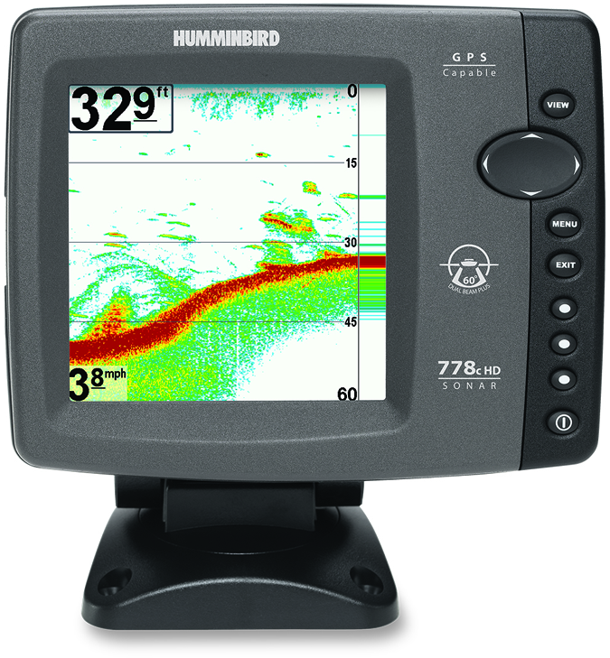 Father's Day Coming Up! - Humminbird 778C HD Fish Finder