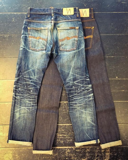 New Look Vintage Jim Jeans Skinny Uomo