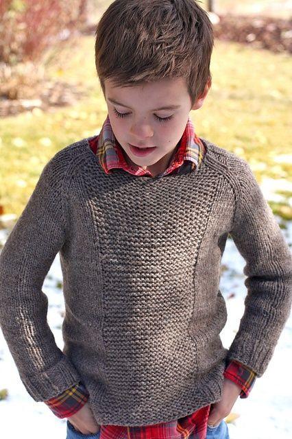 Fisherman's Pullover pattern by Veera Välimäki | Knitting ...
