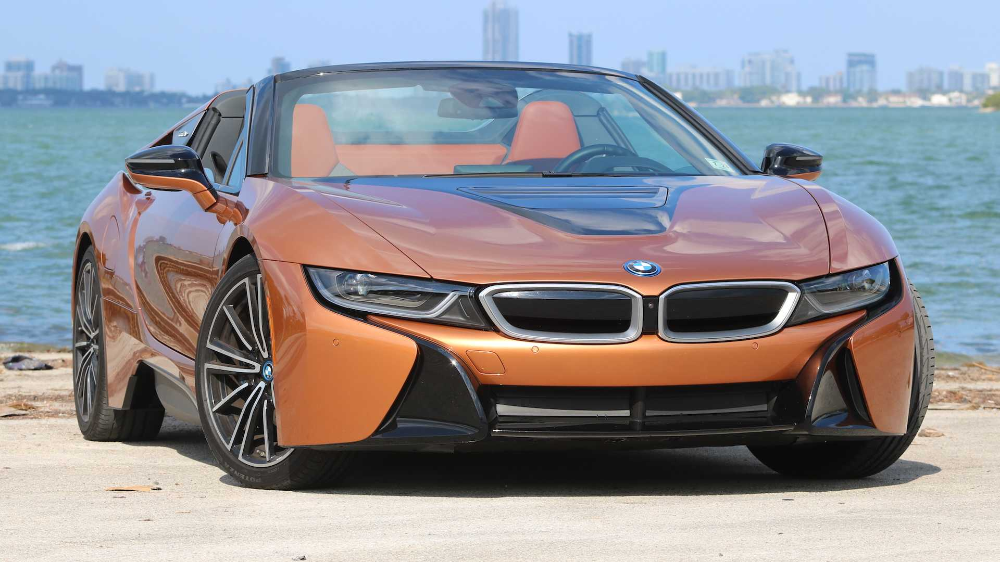 2020 Bmw I8 Roadster And Coupe All About Cars Bmw I8 Bmw New Bmw