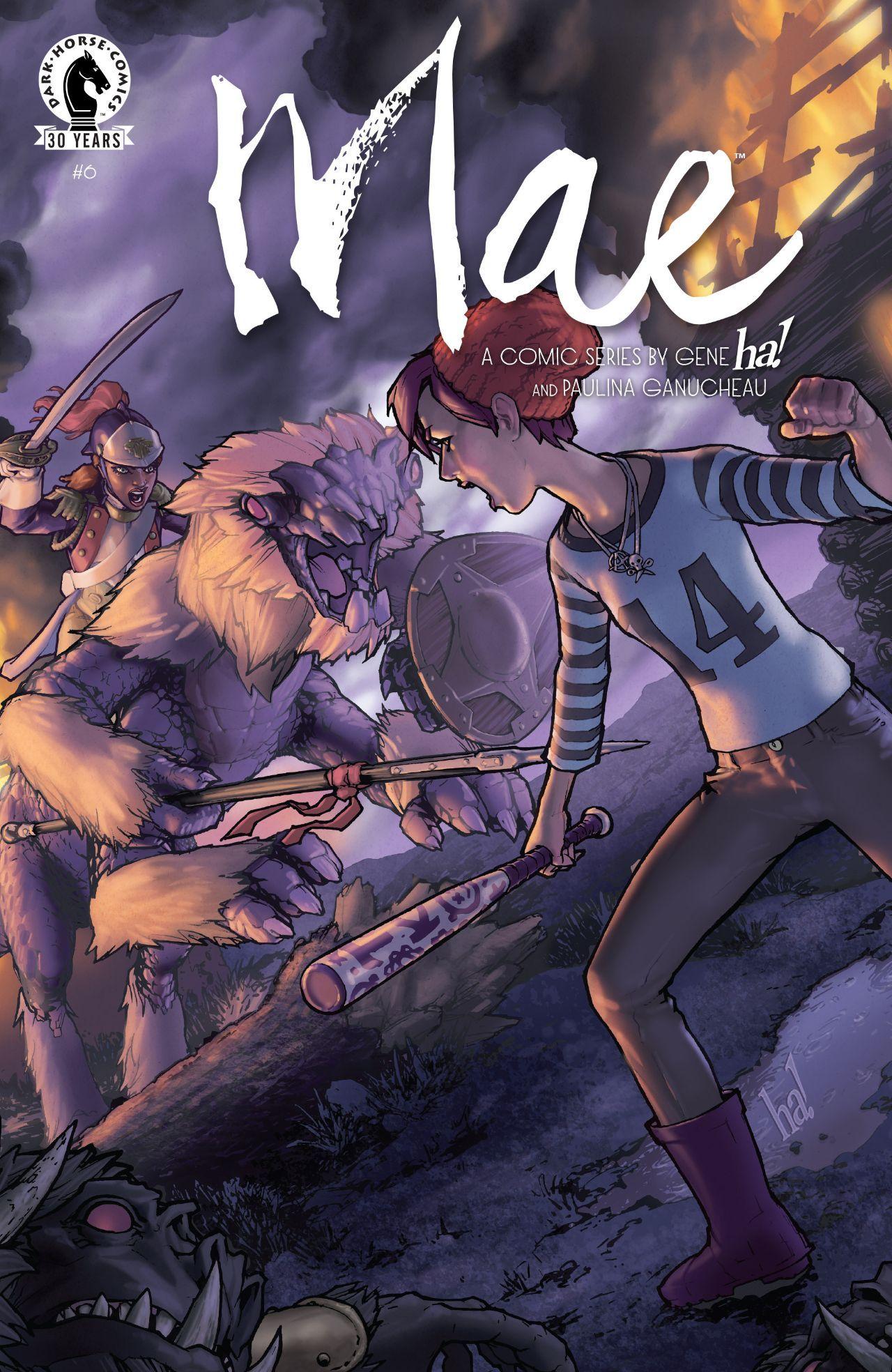 Mae 6 Darkhorse Darkhorsecomics Mae Release Date 10 26 2016
