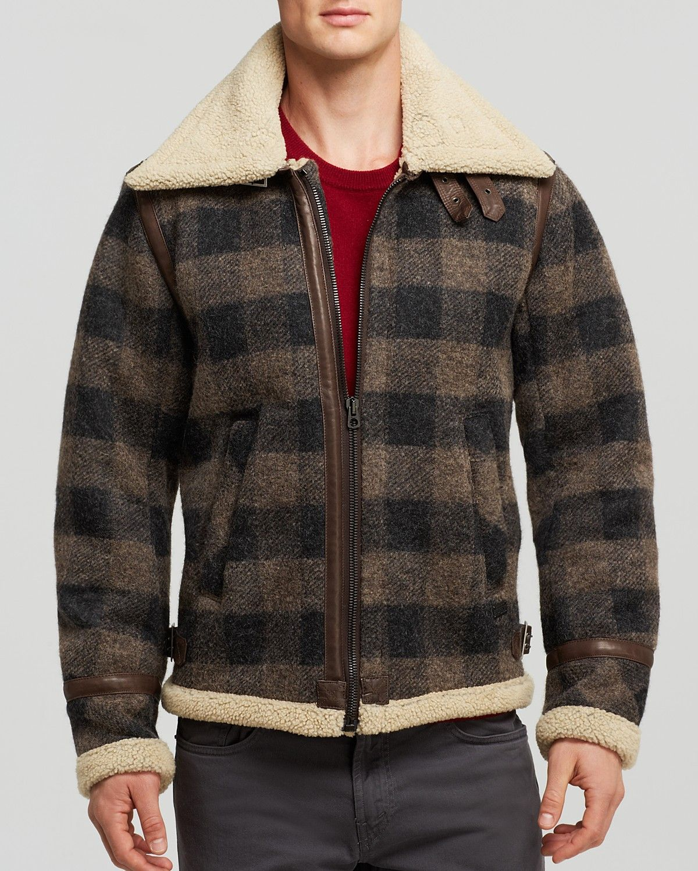 Diesel Plaid Jacket Men Bloomingdale S Plaid Jacket Carhartt Jacket Plaid [ 1500 x 1200 Pixel ]