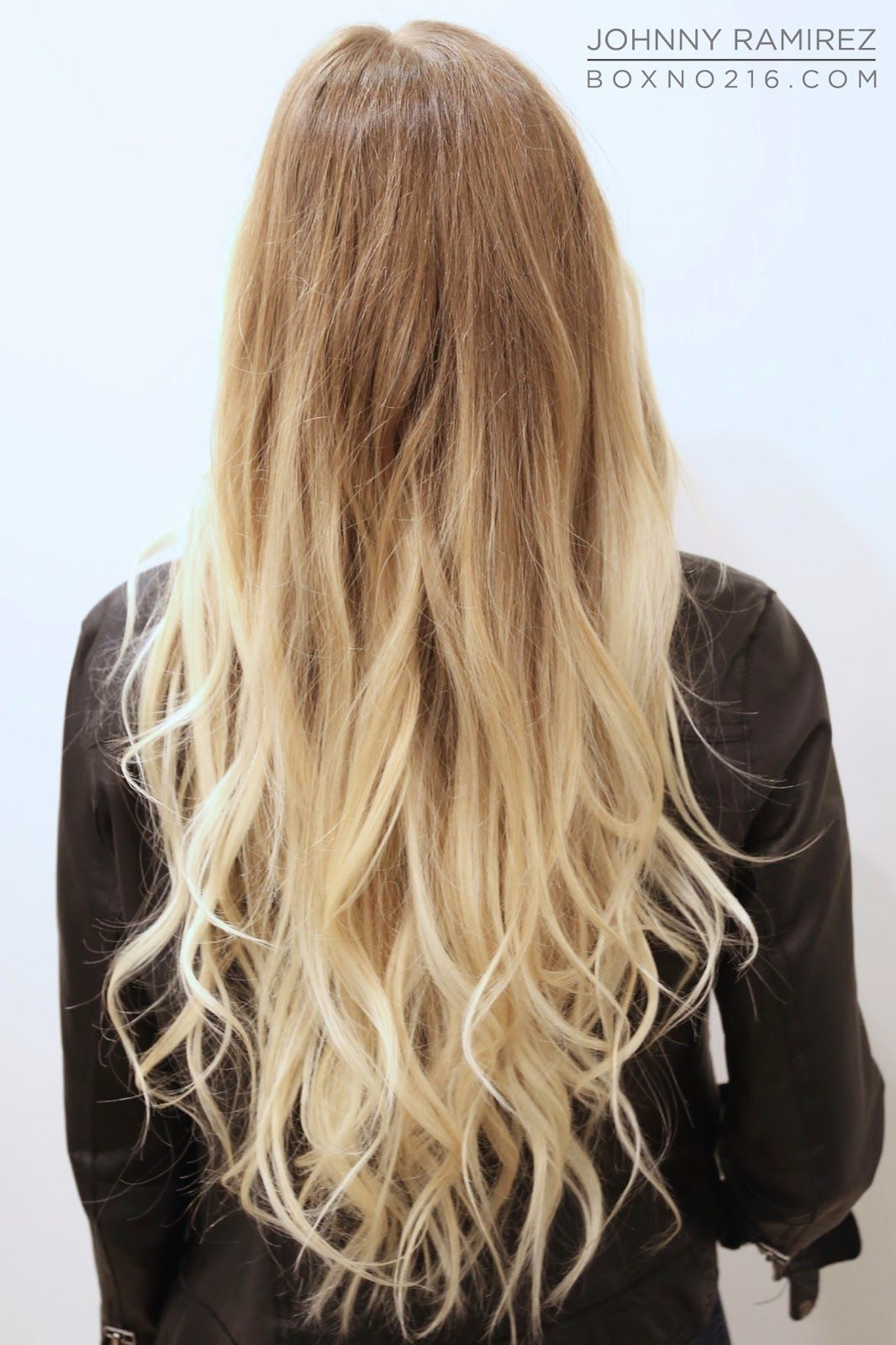 Ombré blonde ombre hair pinterest blondes hair coloring and