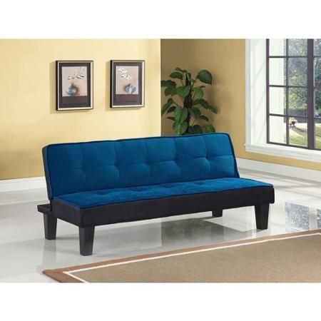 atherton home soho convertible futon sofa bed and lounger westelm for small space furniture college dorm room