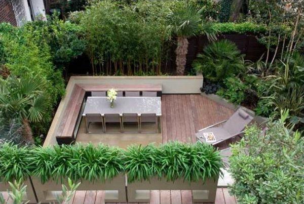 gartenideen für kleine gärten - tolle designvorschläge | garden, Best garten ideen