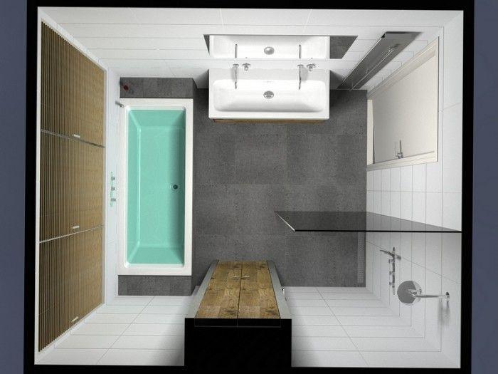 teksten & zo - badkamer idee voor kleine badkamer - badkamer, Badkamer