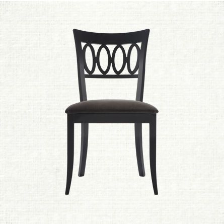 Itu0027s Classic Hollywood: Chair Meets Table. Styles Blend. Your Décor  Achieves Celebrity Status