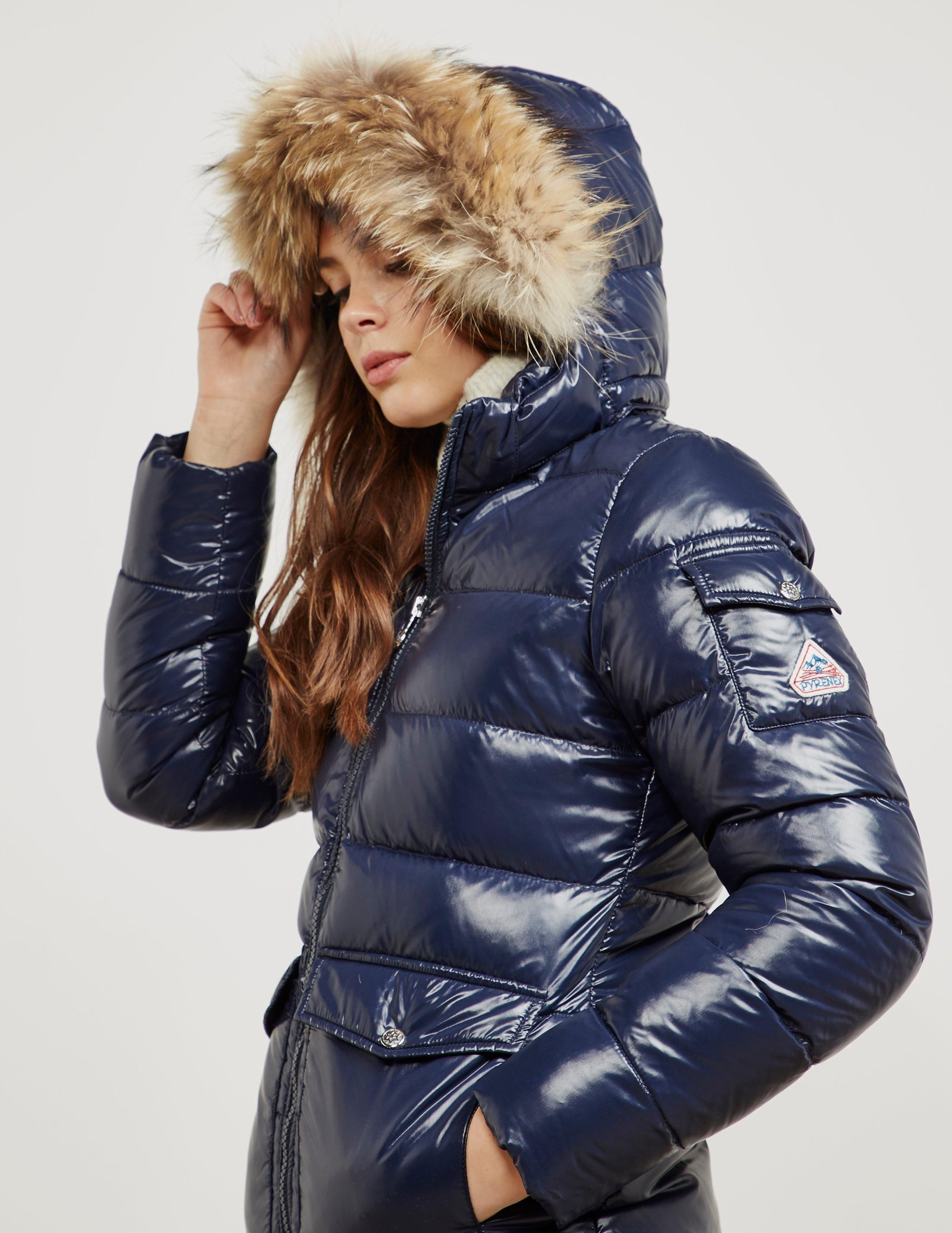0c8e6a5c0 Lyst - Pyrenex Authentic Shiny Jacket in Blue - Save ...