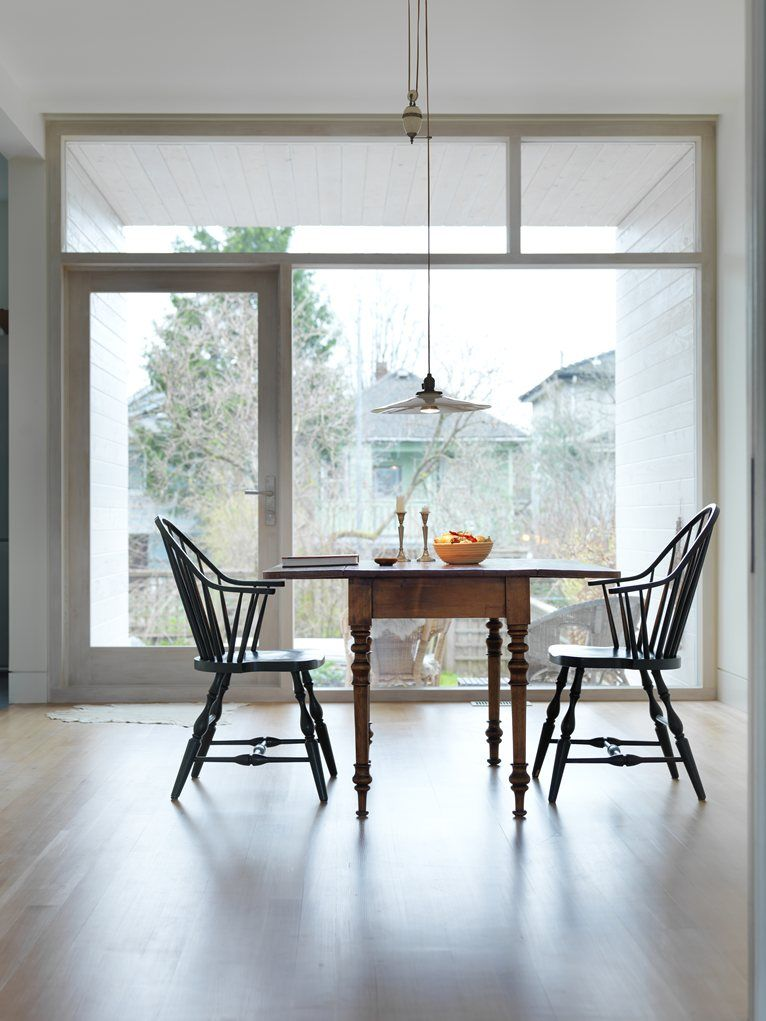 William Street House, Vancouver, 2012 - Campos Leckie Studio #window #living #interiors #vintage