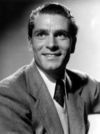Laurence Olivier!  Favorite Actor Ever!