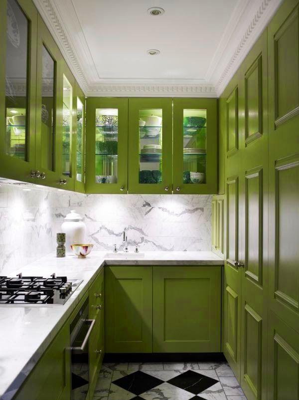 Diseño para Cocinas pequeñas | cocinas | Pinterest | Diseños para ...