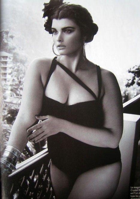 Crystal Renn Nude Photos 40