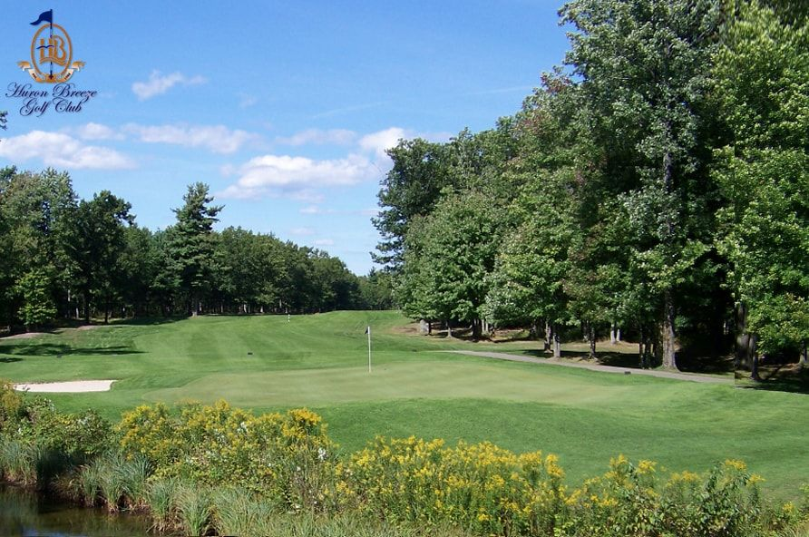 $25 for 18 Holes with Cart and Range Balls at Huron Breeze Golf Club in AuGres ($52 Value. Expires June 29, 2018!)