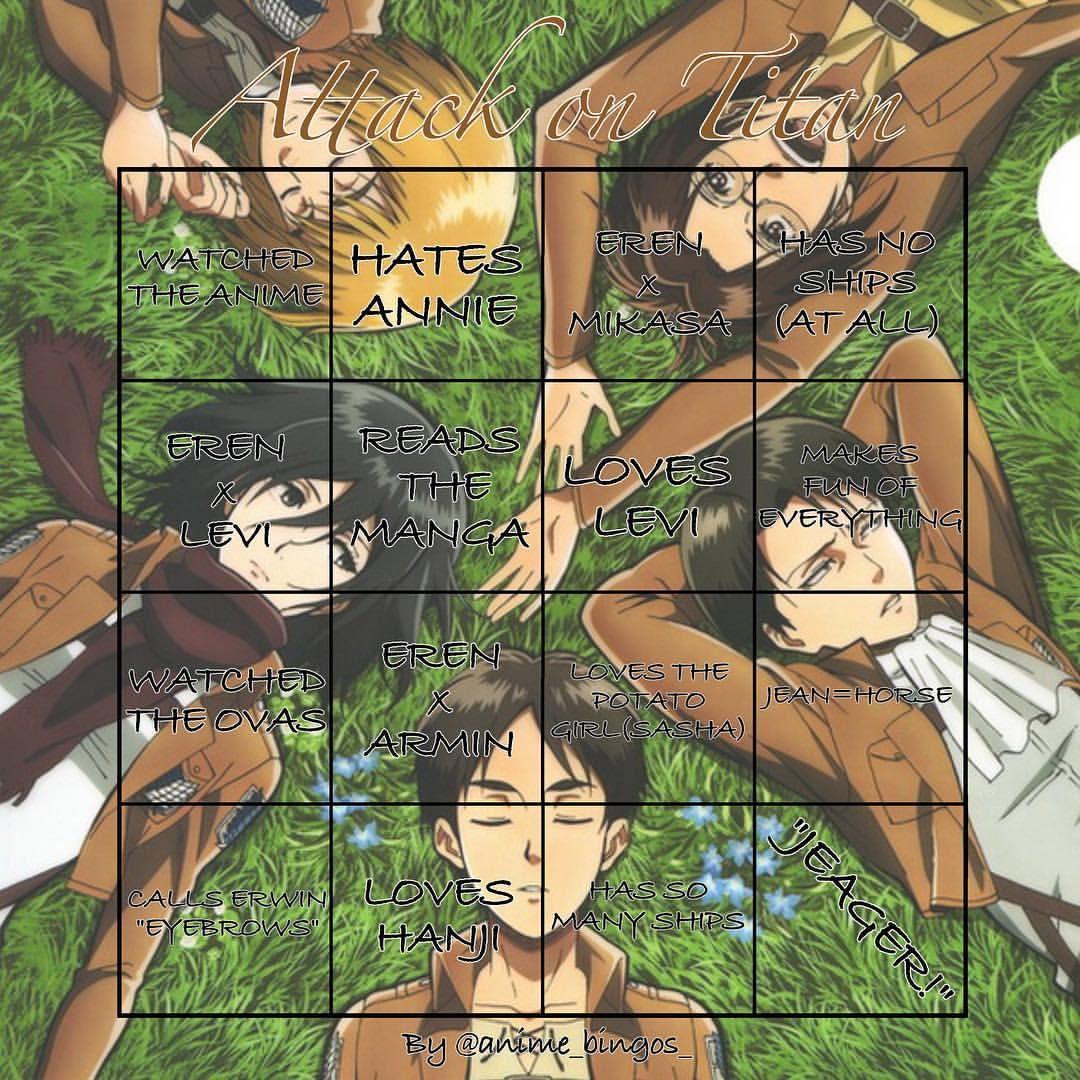 """""""Mi piace"""" 75, commenti 6 Anime Bingo Account (anime"""