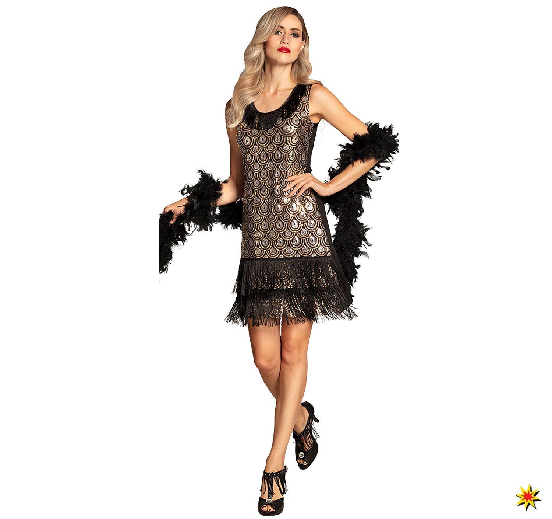 Damen Kostüm 13er Jahre Charleston Ilse, Kleid  Weibliche kostüme