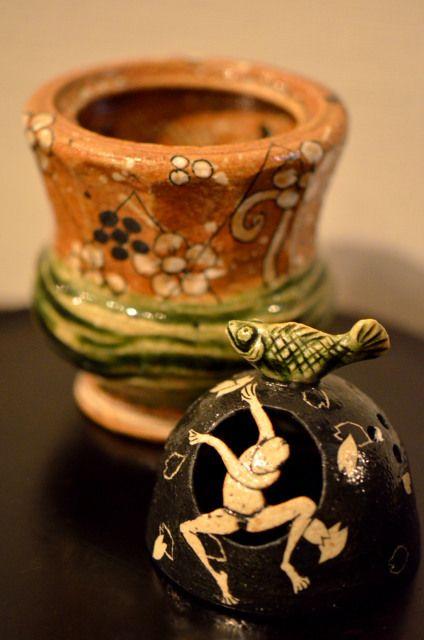 「2014年 種子島 池田省吾 作陶展」に行って来ました! (2) | ~阿僧祇の日記~ ぐい呑みと器が大好きな阿僧祇が、つれづれなるままに綴っています♪