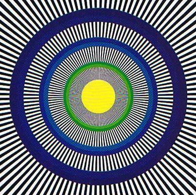 Spinning Circles Optical Illusions Spinning Circle Illusions