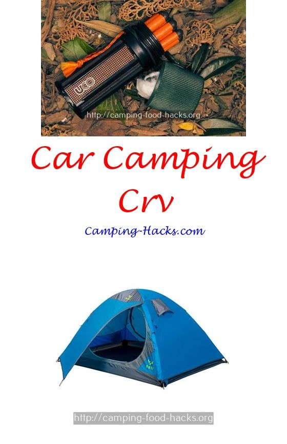 Camping List Spring Break