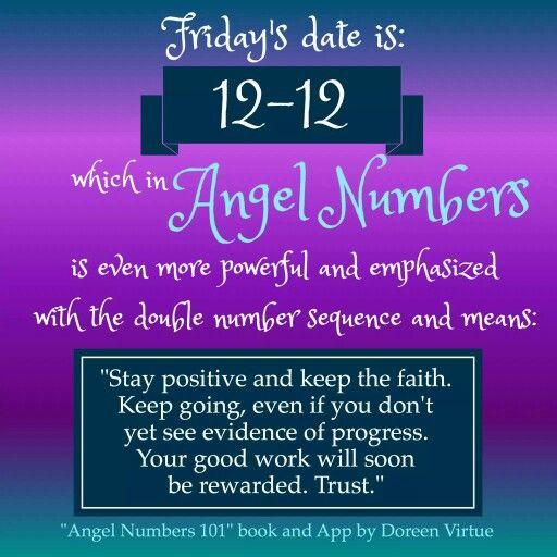 12 numerology angel