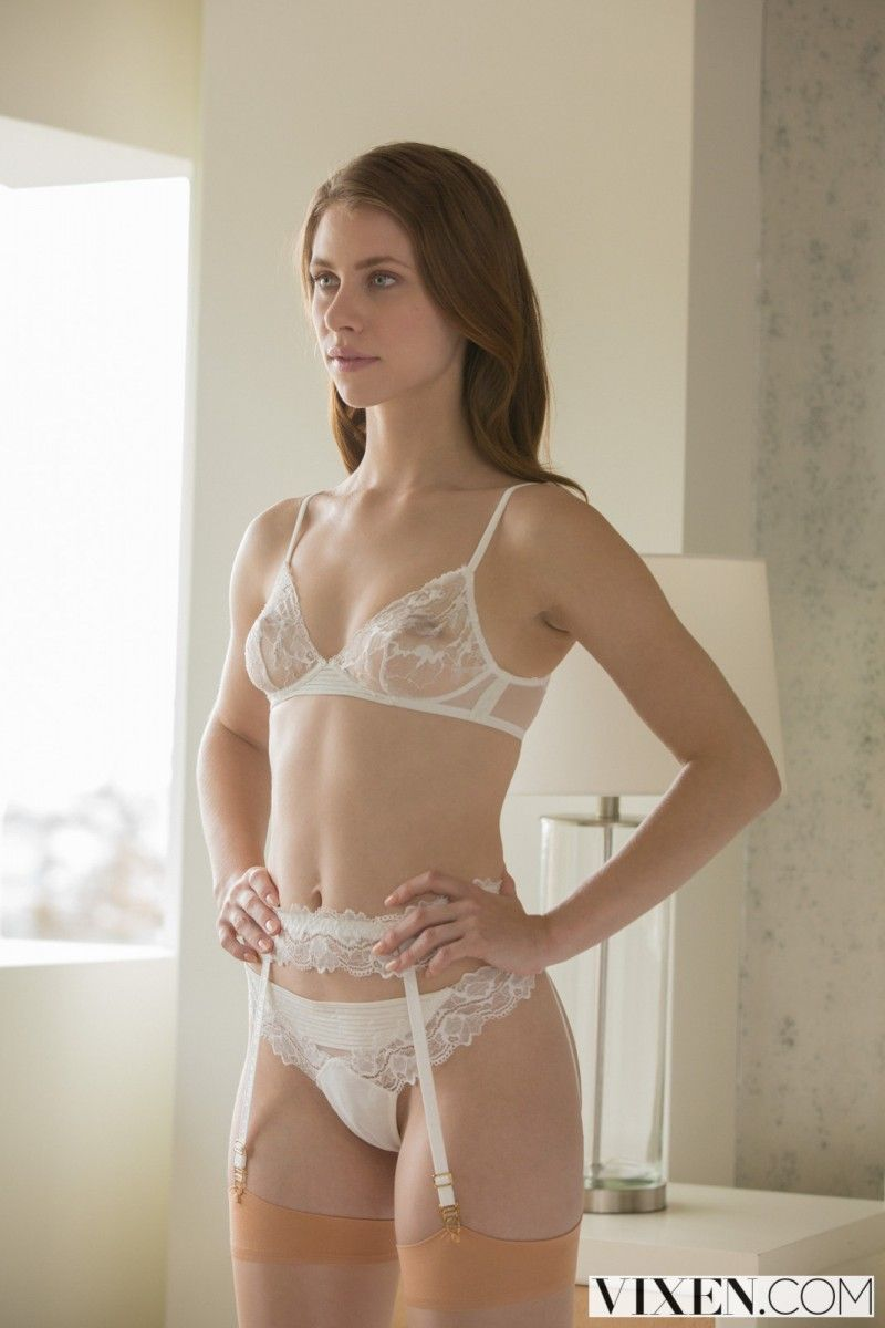 Anya Olsen  Anya Olsen, Sheer Clothing, Fashion-2459