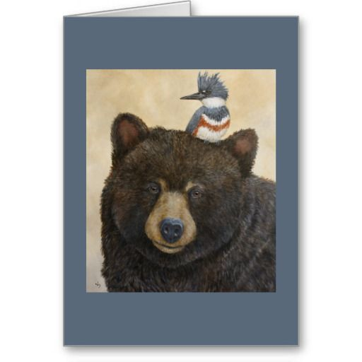Fishin' Buddies card | Zazzle.com