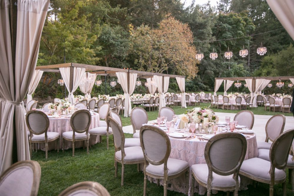 Outdoor Weddings Brazos Valley Wedding Planning: Meadowood Napa Valley Wedding