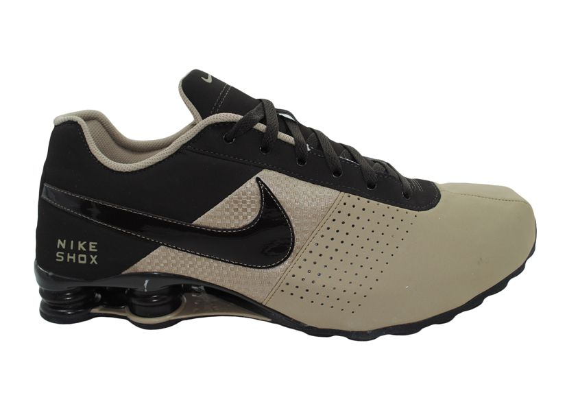 Nike Shox Brown Mens