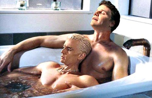 James marsters having naked sex