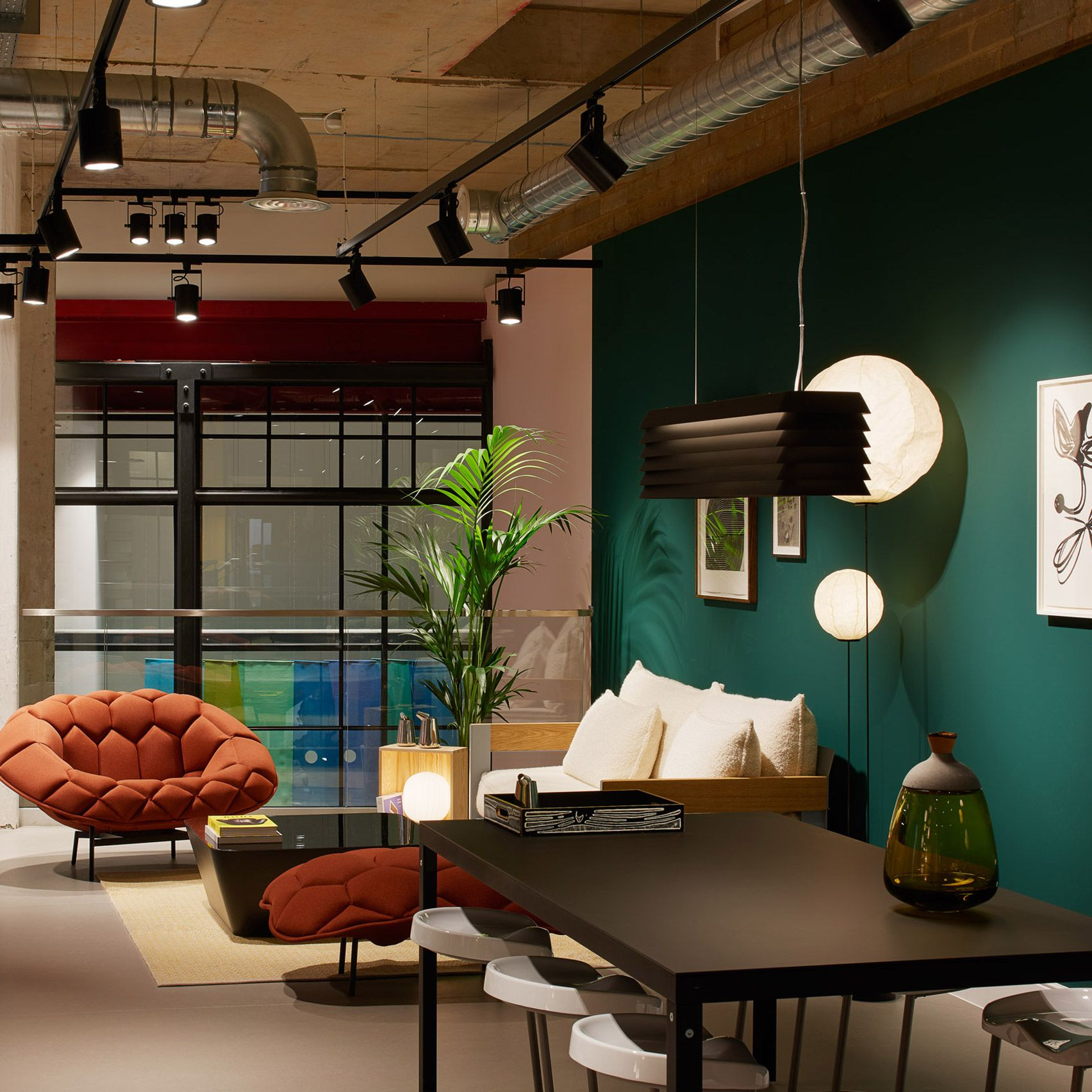 London popup House of Harth is filled with rentable