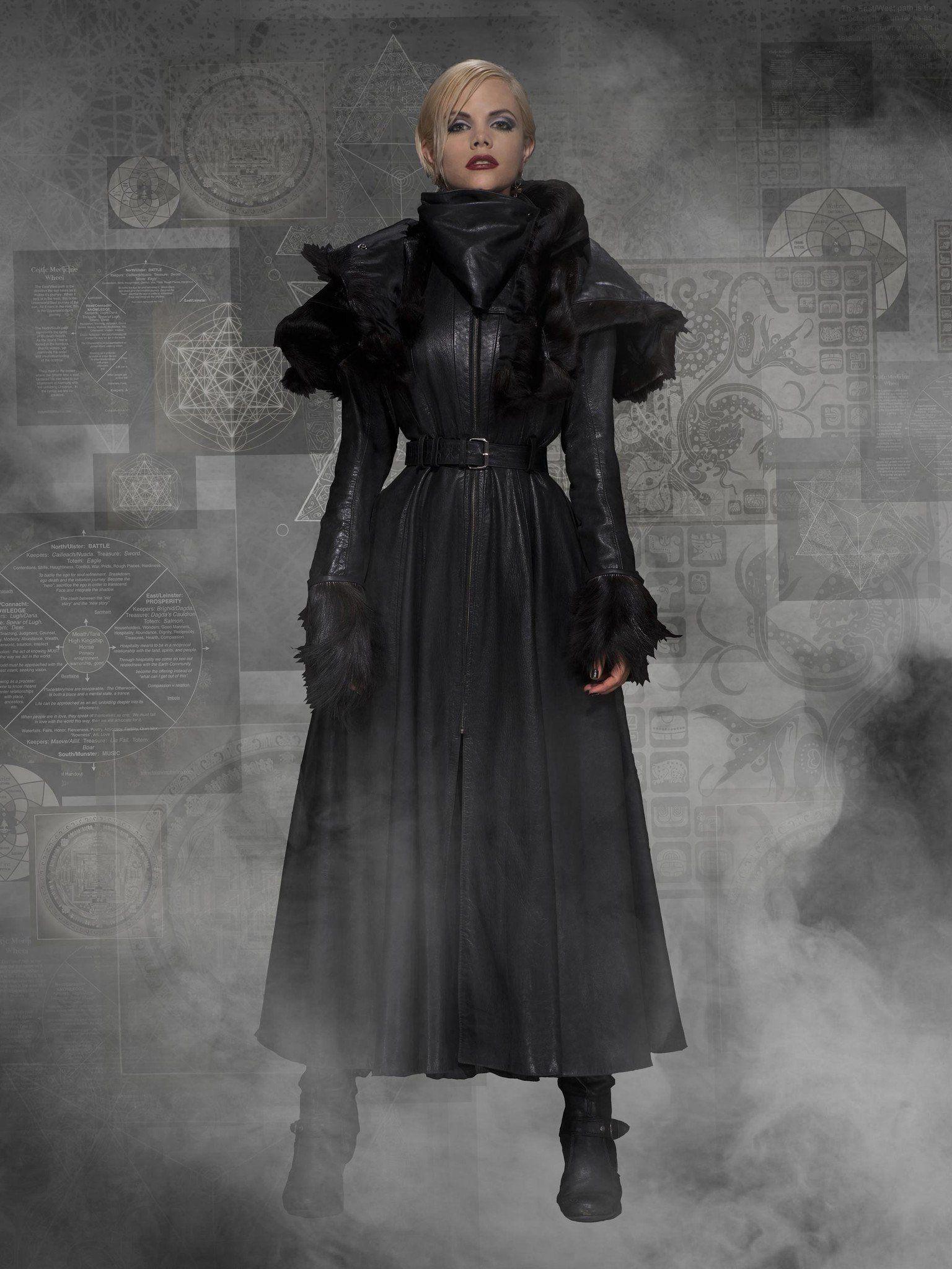 a72c2c9c1 Siren Jacket in 2019 | Haute Apocalypse | Fashion, Jackets, Gothic ...