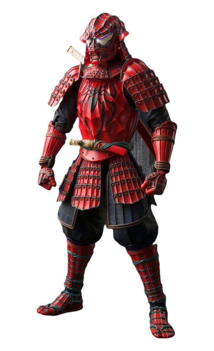 7inch Spider-Man Samurai Edition Star Wars Movie Action Figure
