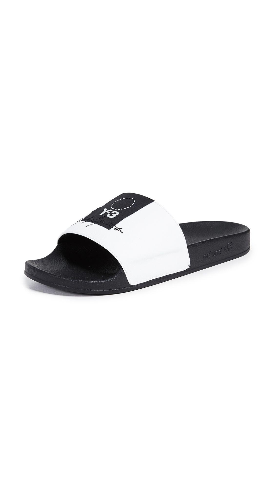 f6b2ae08f9b8 Y-3 ADILETTE SLIDES.  y-3  shoes