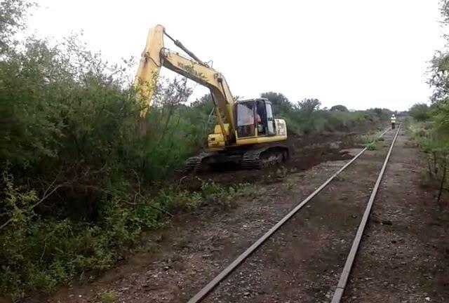 CRÓNICA FERROVIARIA: Trenes Argentinos Cargas: Presentó en Tucumán los ...