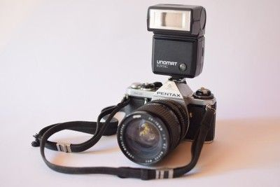 Aparat Pentax Me Asahi Z Obiektywem 6850839959 Oficjalne Archiwum Allegro Pentax Binoculars Asahi