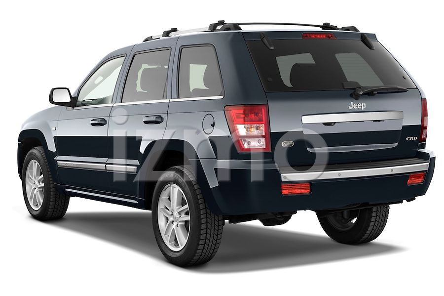 rear view of black 2009 jeep grand cherokee overland suv jeep pinterest jeeps grand. Black Bedroom Furniture Sets. Home Design Ideas