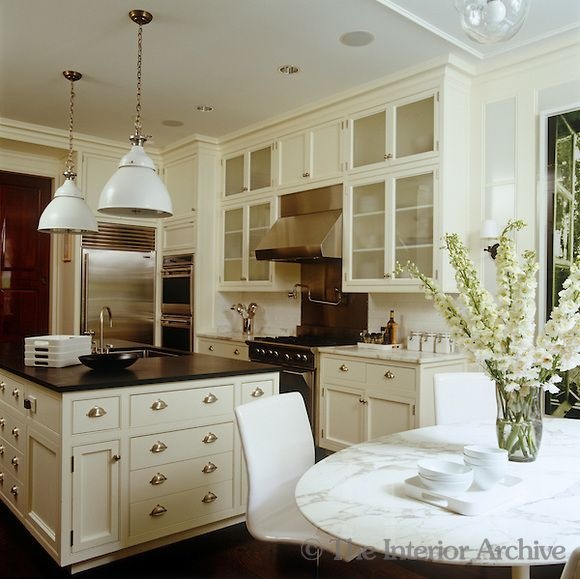 Kitchen Designs Victoria: Victoria Hagan On The UES Fridge And Ovens In Far Corner