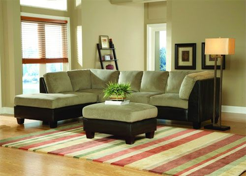15 Beautiful Sectional Sofas For Small Spaces With Images Sofas For Small Spaces Microfiber Sectional Sofa Sectional Sofa