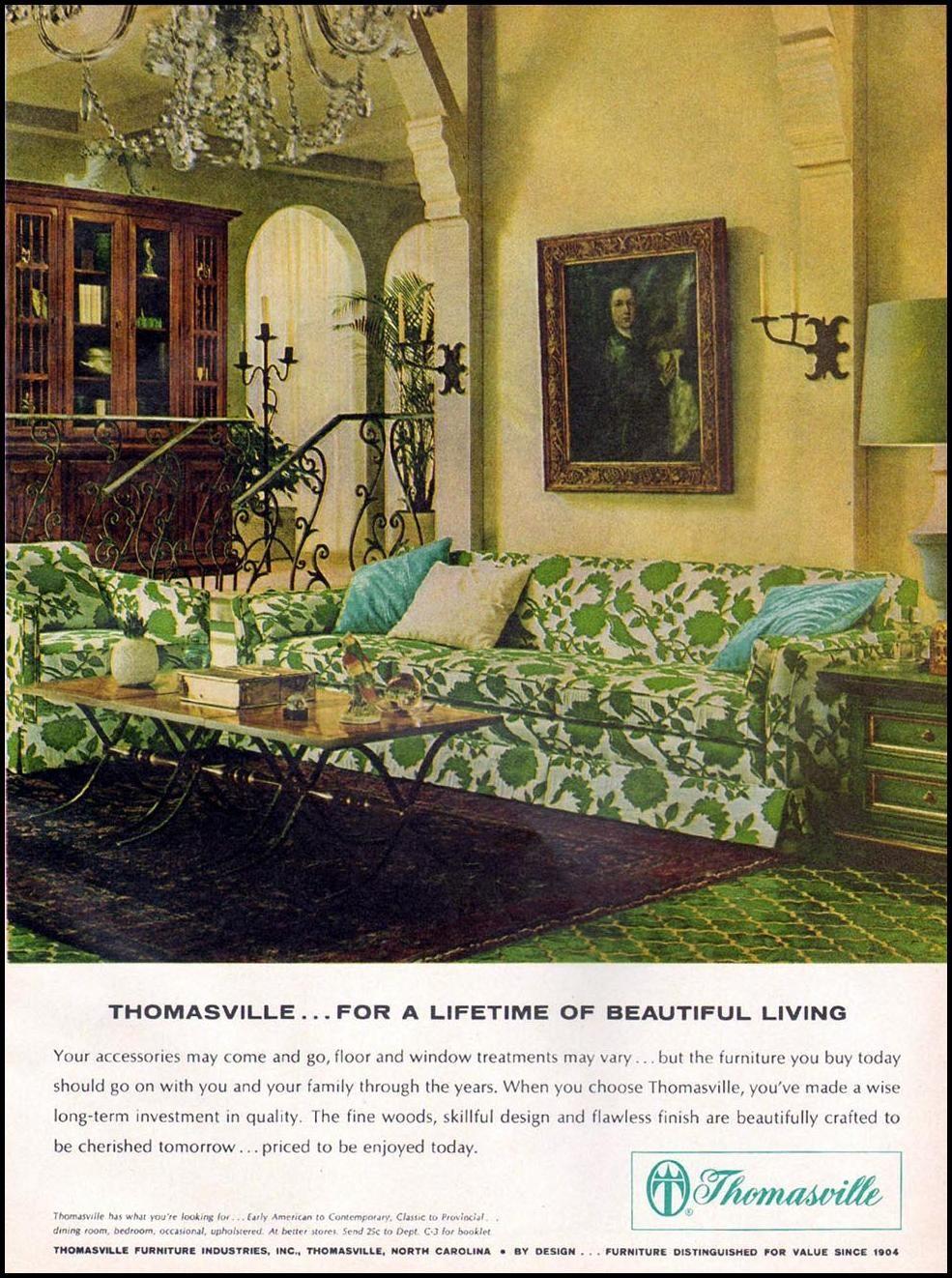 Thomasville furniture good housekeeping p mid