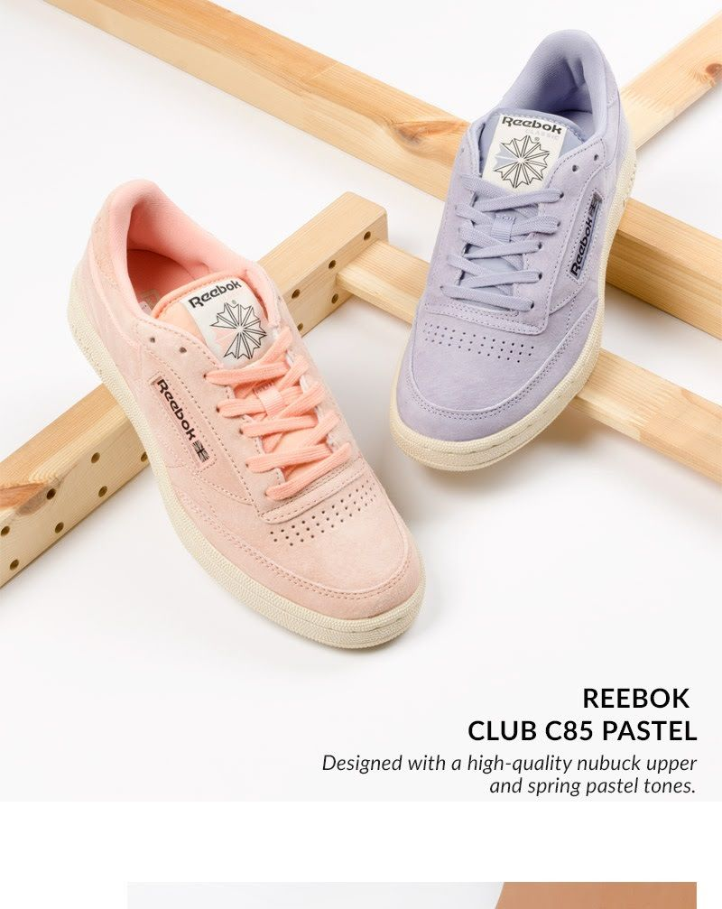Reebok Club C 85   Reebok club c, Reebok, Sneakers