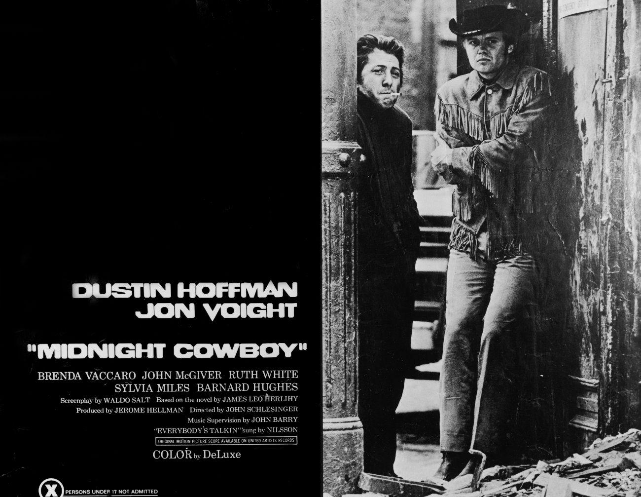 Jon Voight And Dustin Hoffman Are Just Amazing In Midnight Cowboy Midnight Cowboy Dustin Hoffman Jon Voight