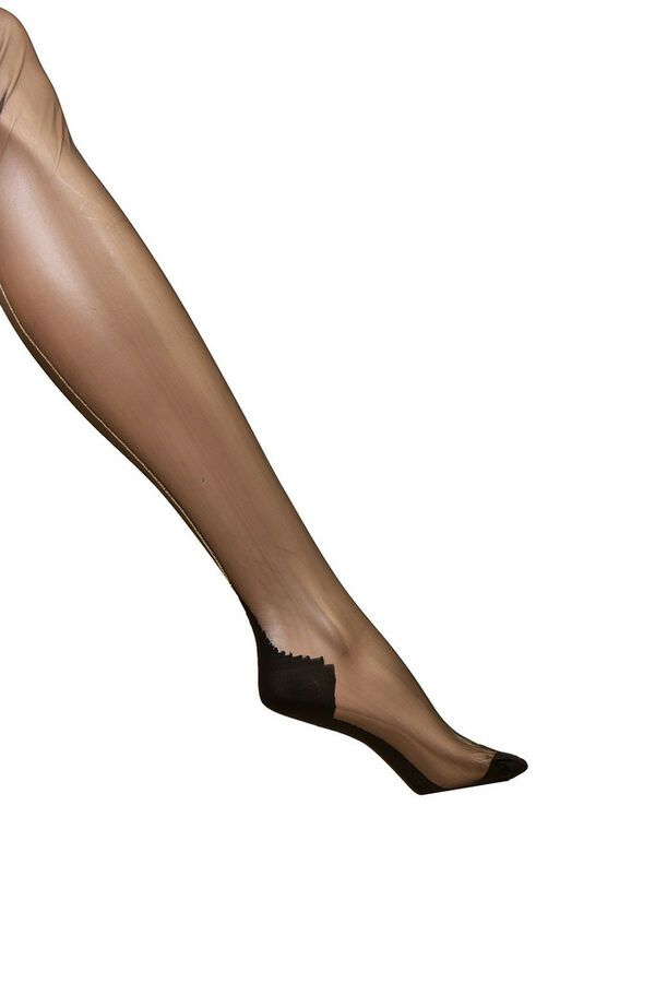 6e606f965e1 Agent Provocateur Womens Nylon Gold Line Hosiery Black Size US 1 RRP £55  BCF812 635409246560 eBay Gold Line Hosiery