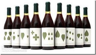rótulo vinho