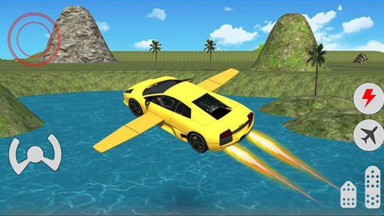 Car Racing Games Flying Car Free Extreme Pilot Kids Car Games 2019 Car Games For Kids Car Games Racing Games