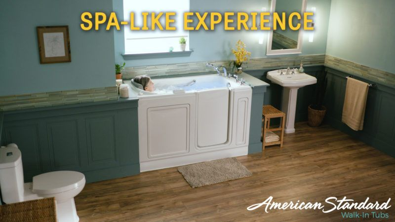 Tell Everyone About the American Standard Walk-in Tub Giveaway | The ...
