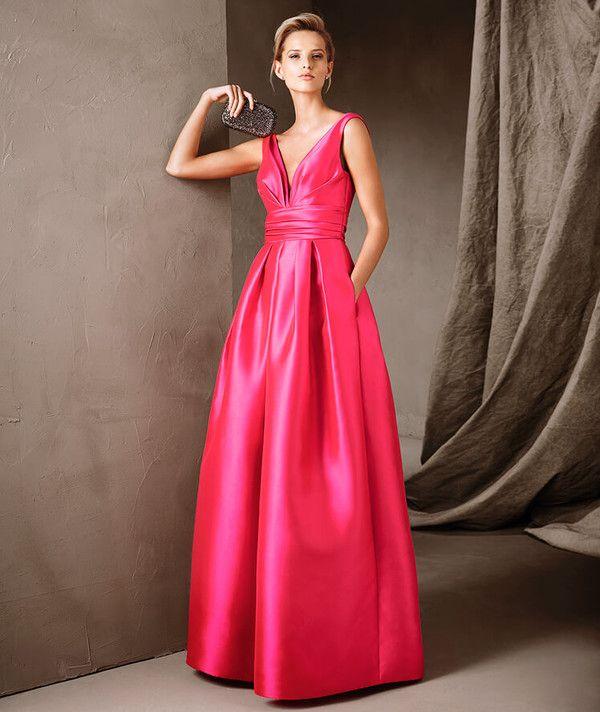 abed91e22662 20 vestidos para invitadas de boda de Pronovias | Vestidos ...