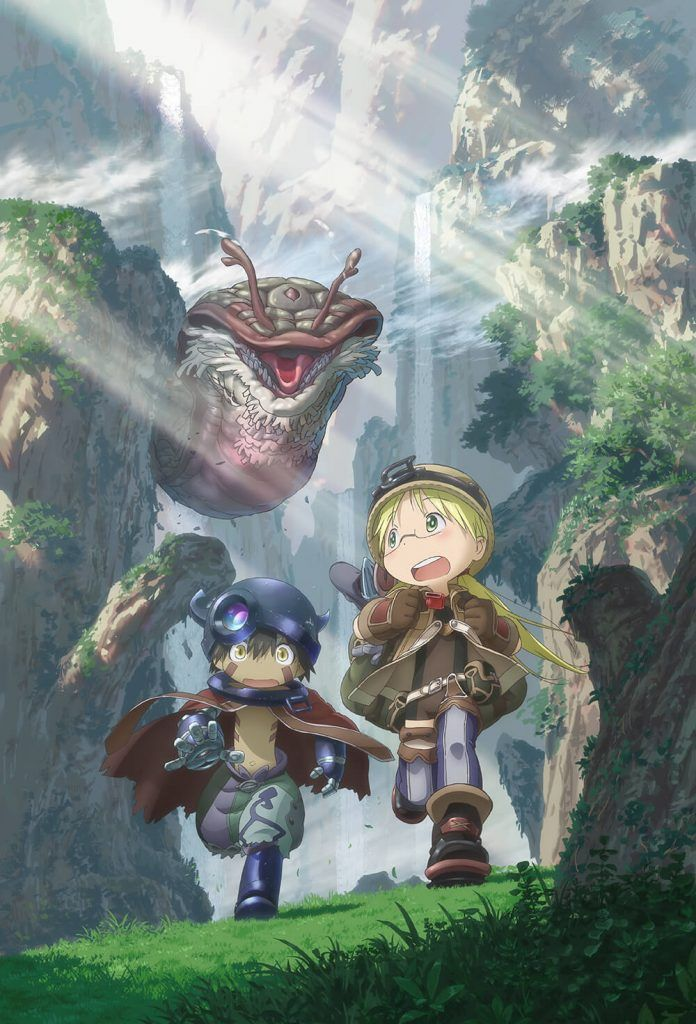 Summer 2017 Anime 'Made in Abyss' Abyss anime, Anime