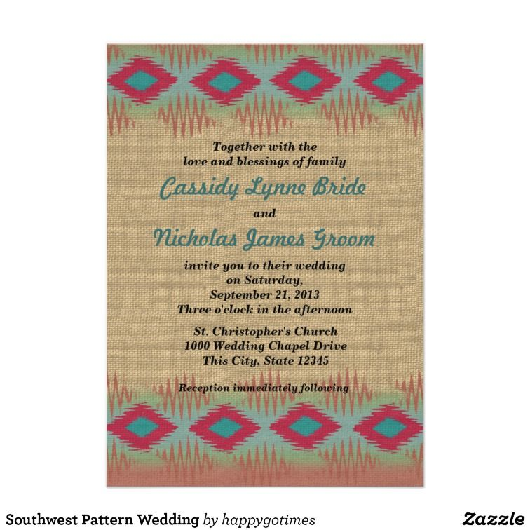Native American Wedding Invitations: Native American Wedding Invitations, Announcements