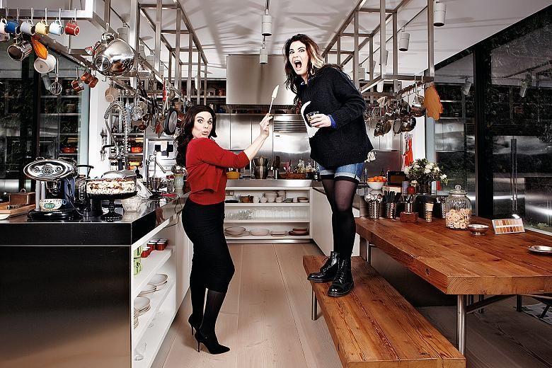 when caitlin met nigella - google search | kitchens | pinterest
