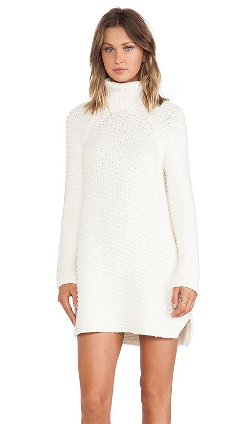 white sweater dress   Currently Obsessed   Pinterest   White ...